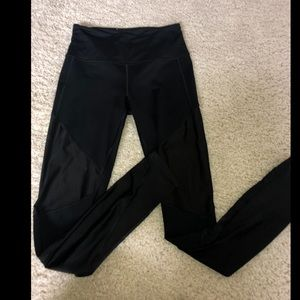 Victoria's Secret Sport Mesh Leggings- X-Small